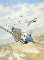 Flak Attack over Burma