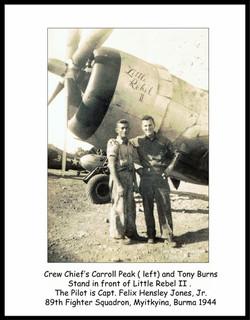 Peak-Burns P-47 Little Rebel II_Burns