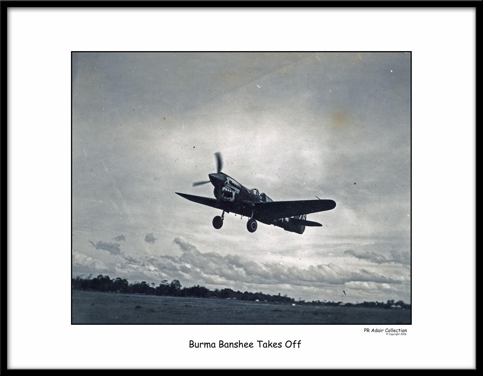 Burma Banshee 106
