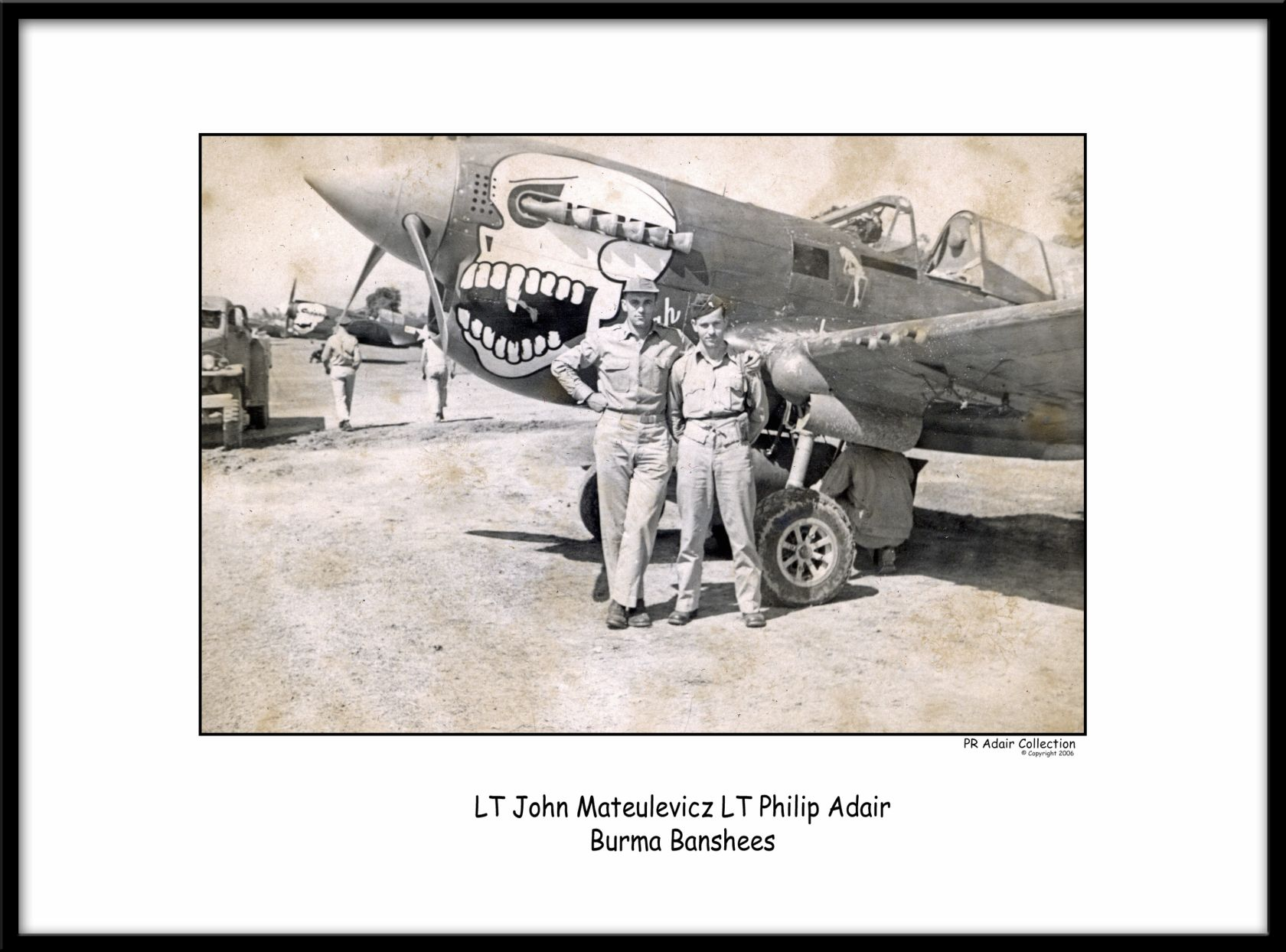 Burma Banshee 124