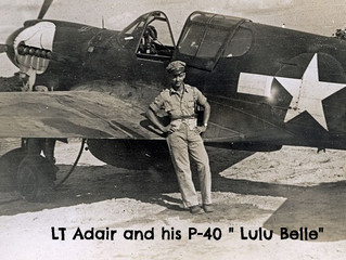 There is a Jap Air Force - 13, December 1943 - The lost files of the Burma Banshees