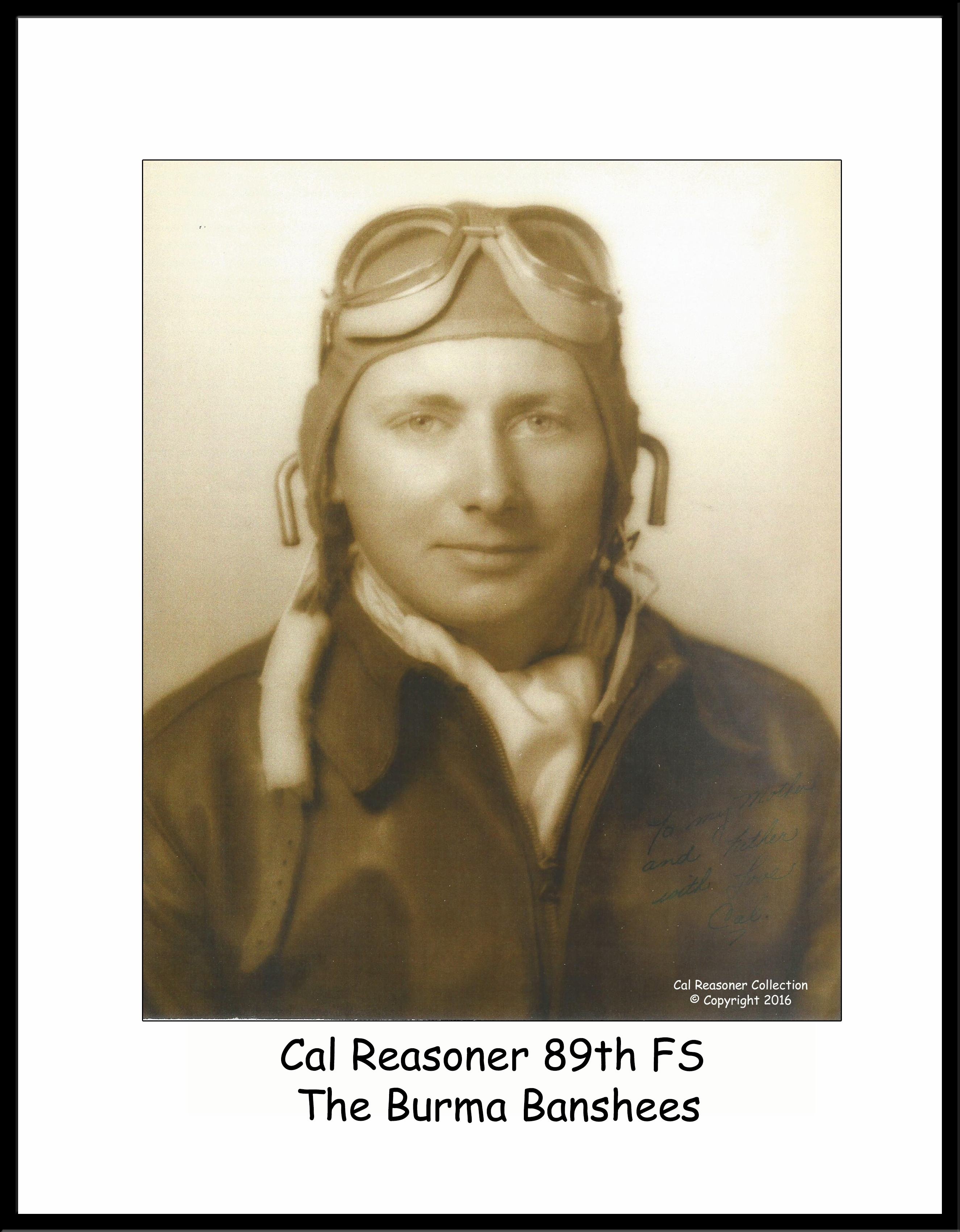 LT Calvin H. Reasoner