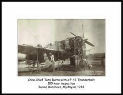 P-47 100hours inspection_Burns