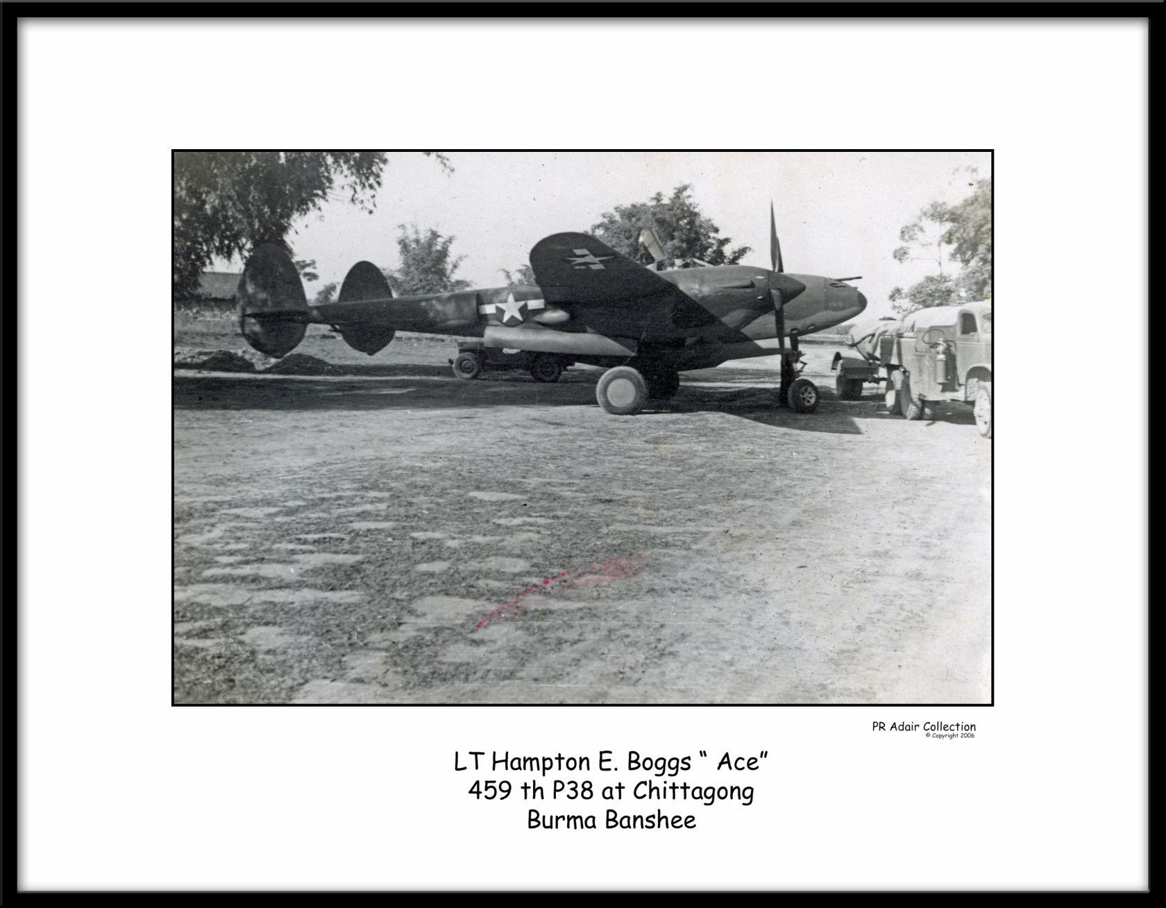 Burma Banshee 116