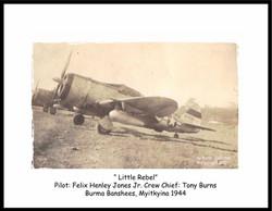 P-47 #55 Little Rebel II
