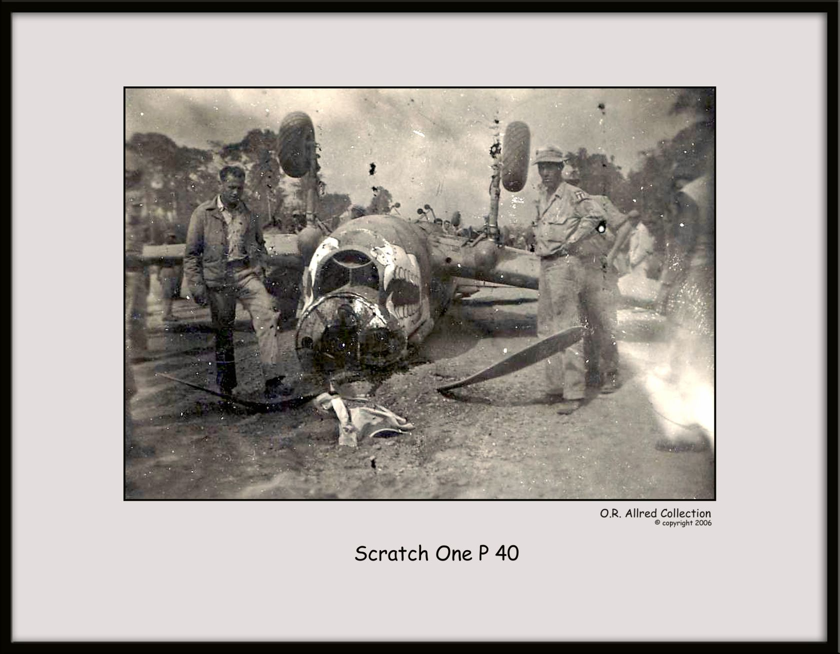 Scratch-One-P-40