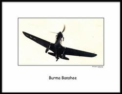 Burma Banshee 155