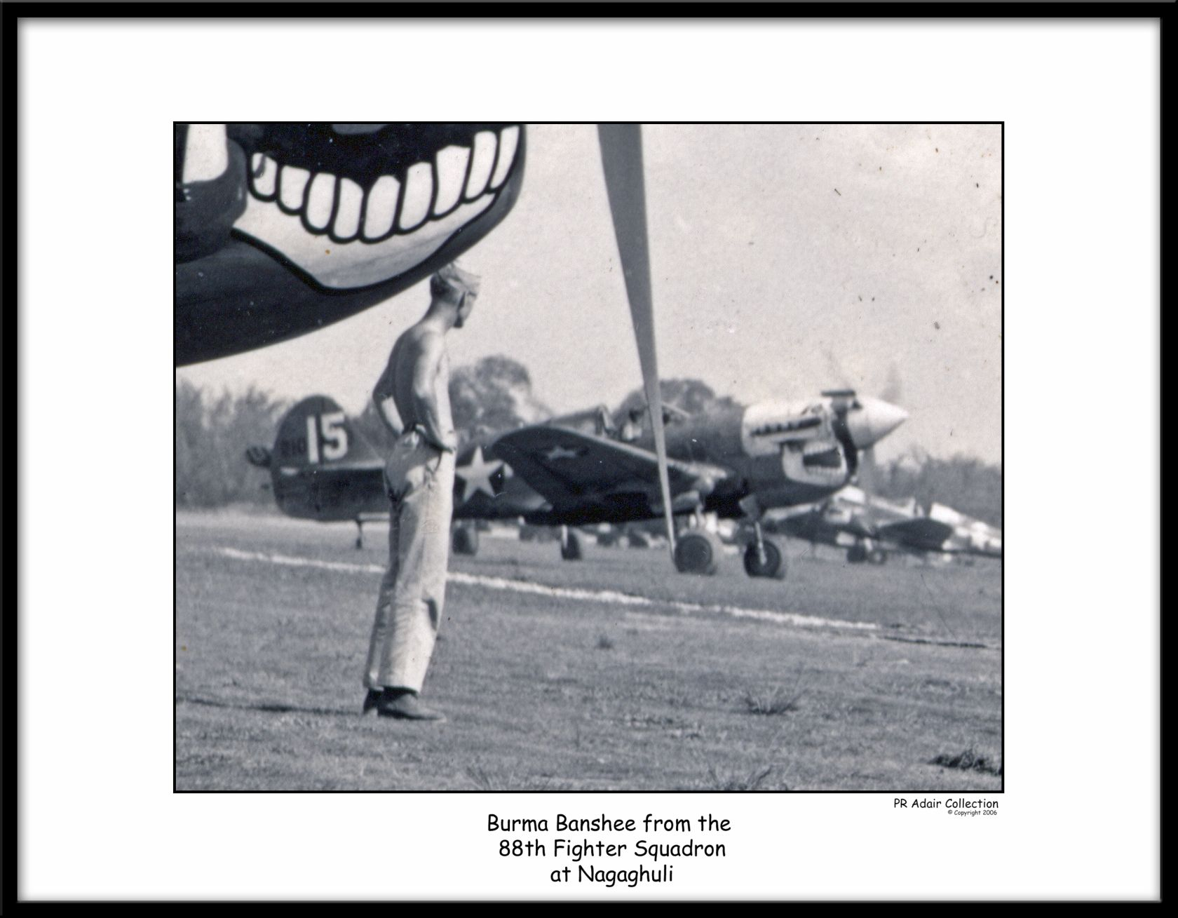 Burma Banshee 156