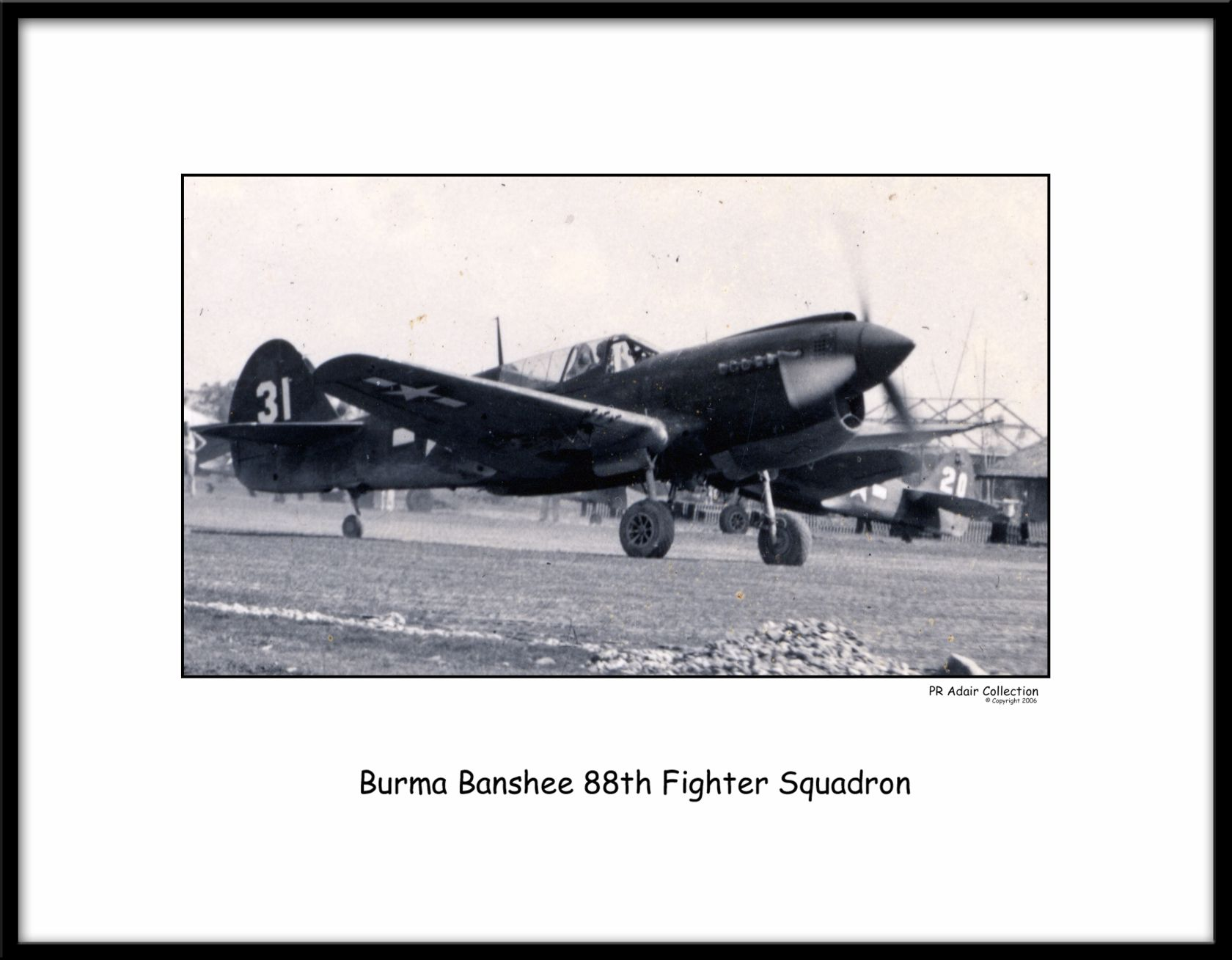 Burma Banshee 160