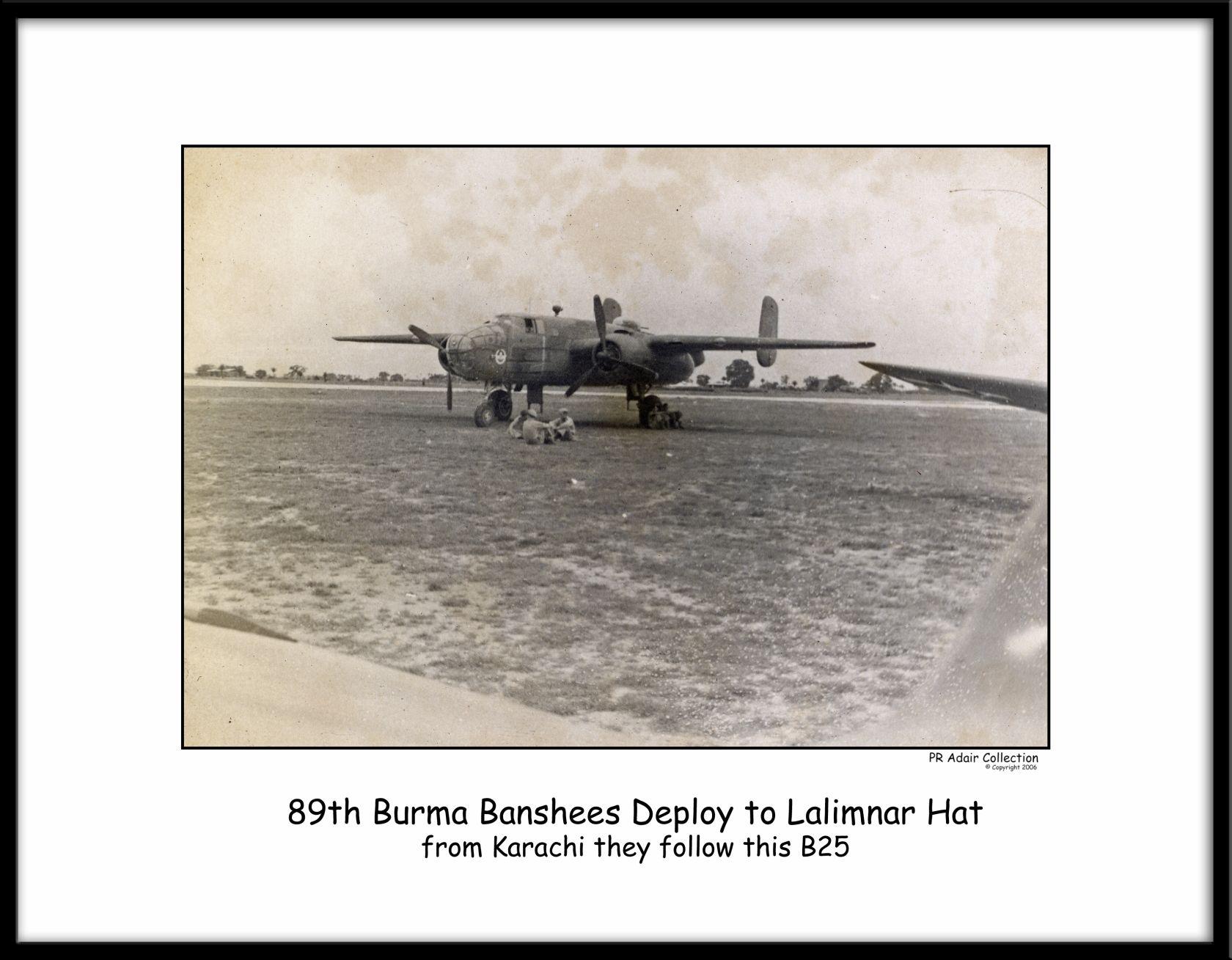 Burma Banshee 175
