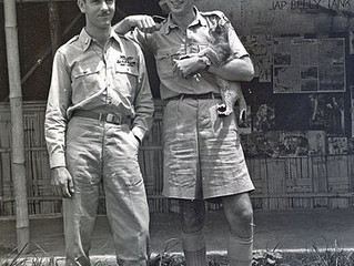 First Blood Dec 10, 1943 - The lost files of the Burma Banshees