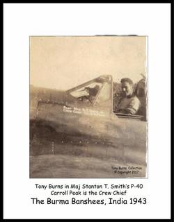 P-40N Maj Smith 1943