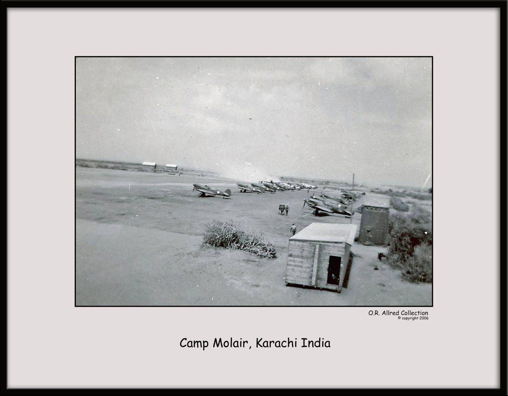 Camp-Molair,-Karachi,-India