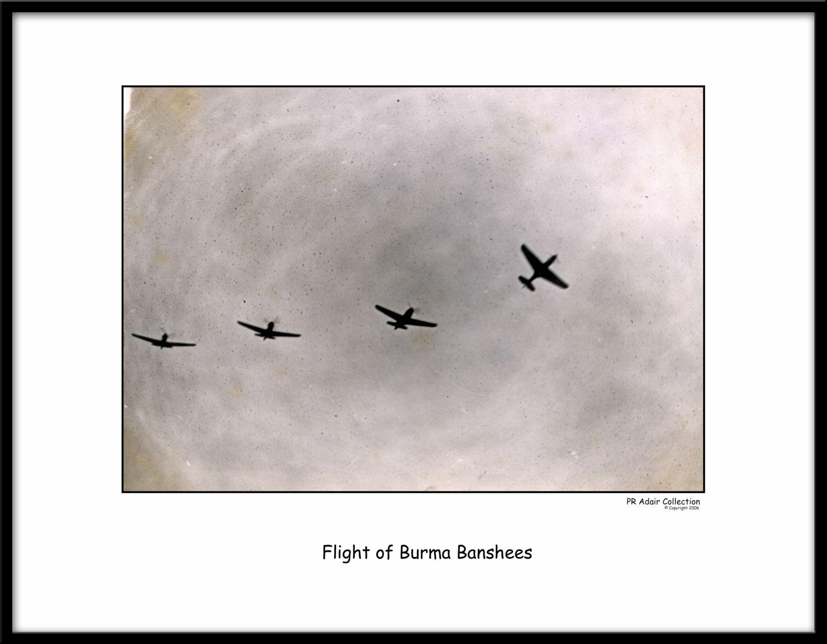 Burma Banshee 110