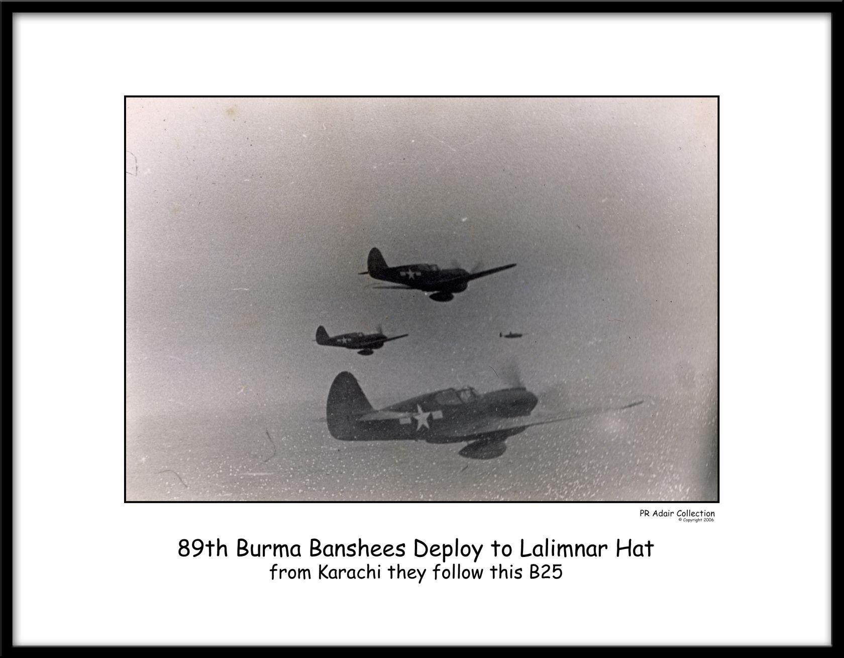 Burma Banshee 131