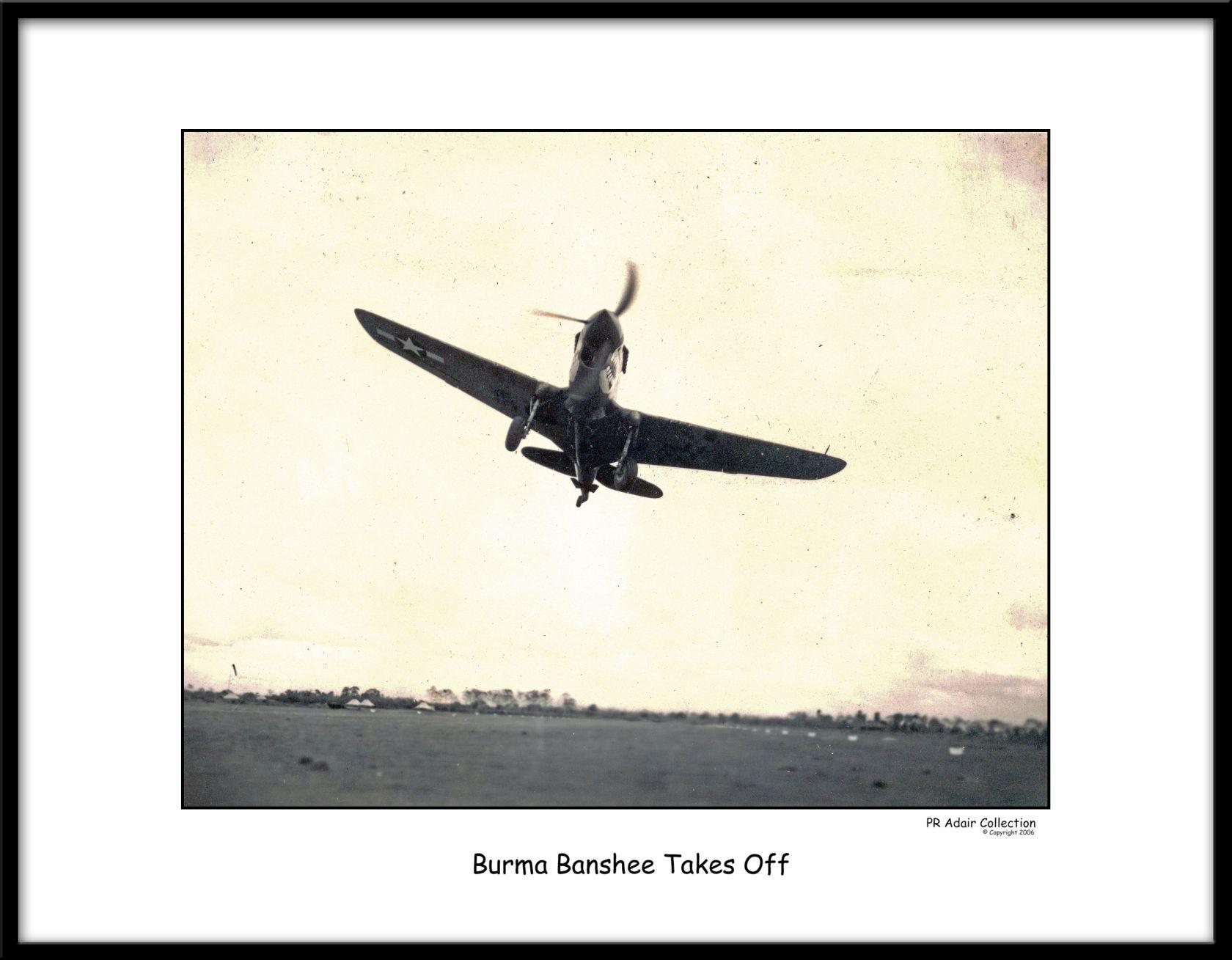 Burma Banshee 105