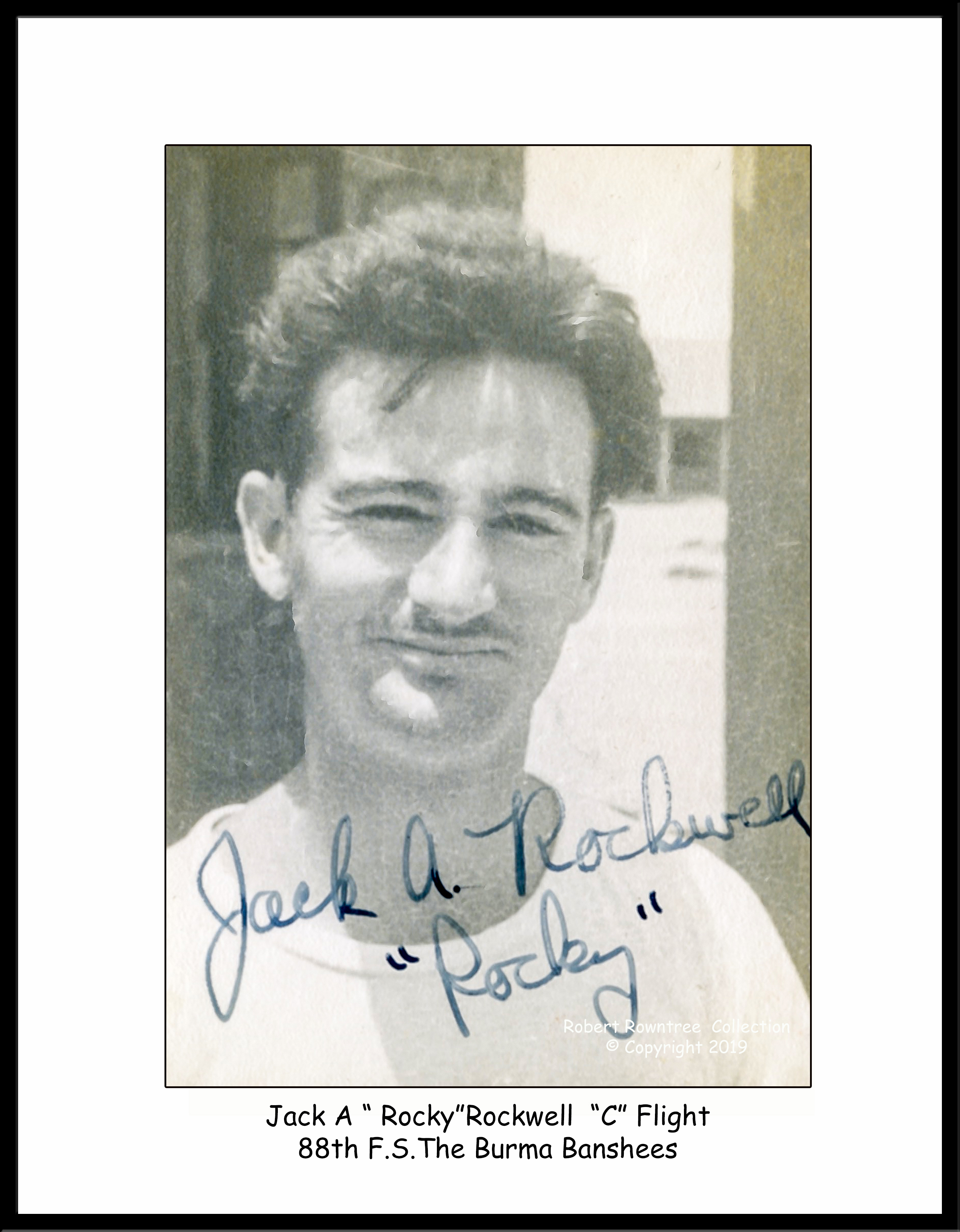 Robert Rowntree 38