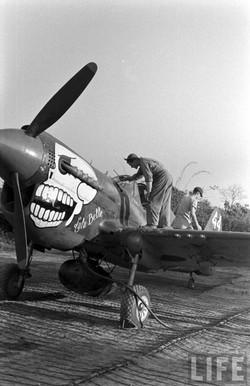 P-40N-5 Lulubelle #44