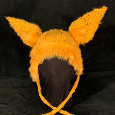 Knitted Dog Ears