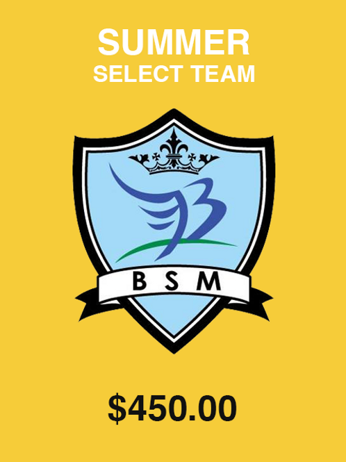 Summer Select Team