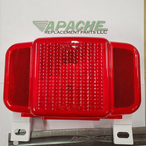 Tail Light Left Hand with Bracket