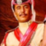 Jordan Guard of Petra