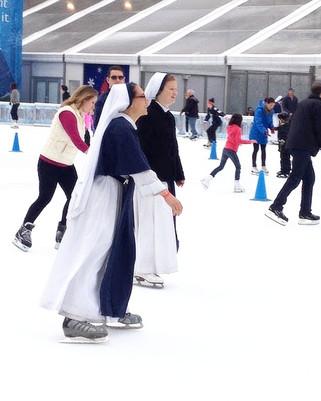 Nuns On Ice