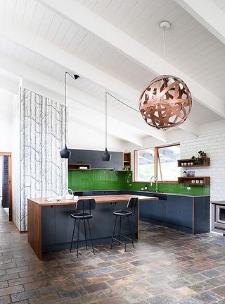 70s Gem Kitchen 1   Interior Design   Pe