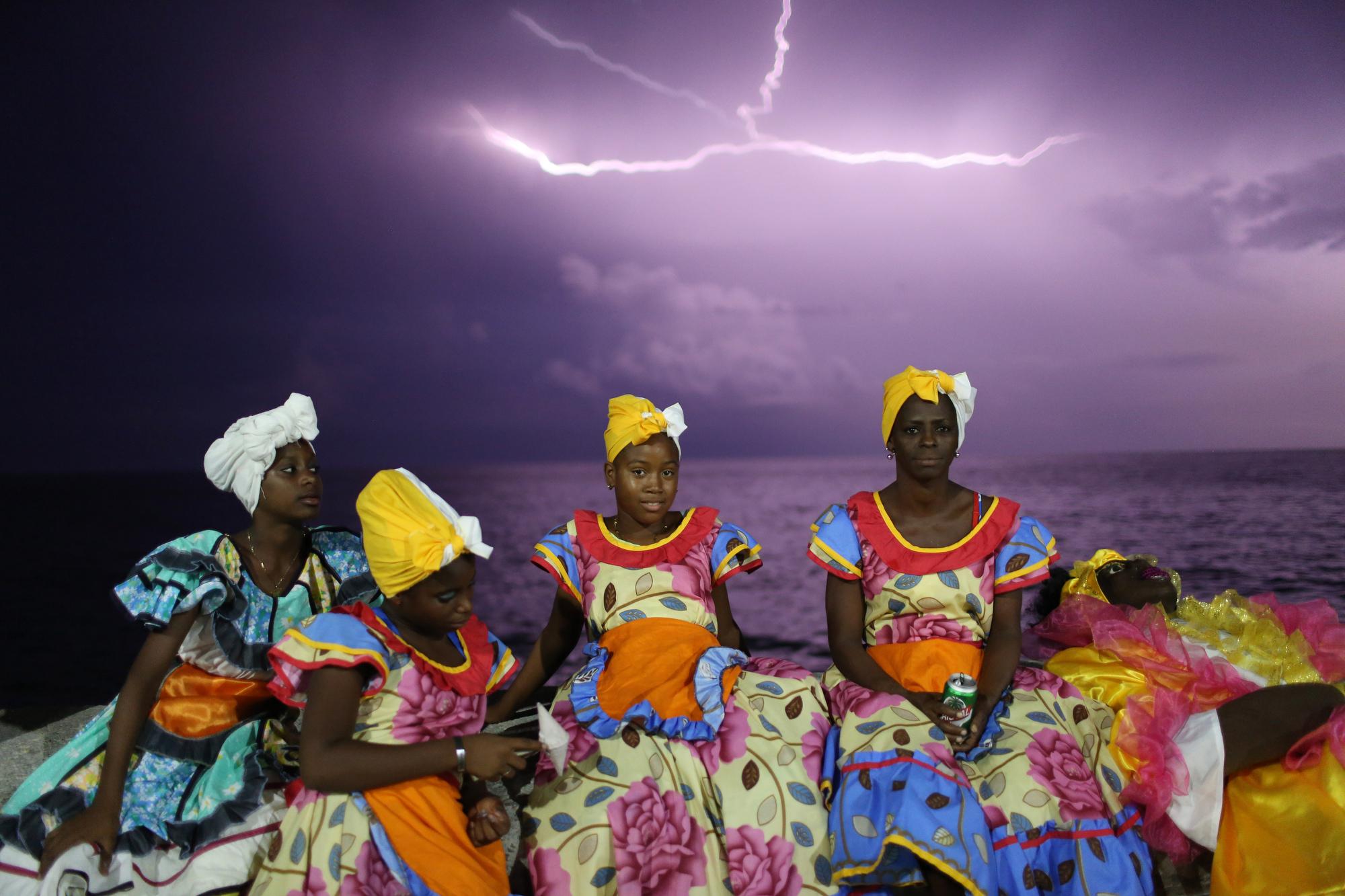 Carnival in Cuba - series
