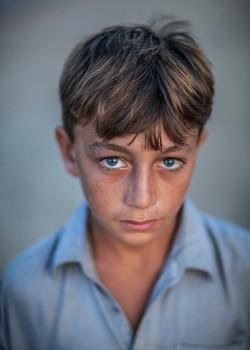 Children Refugees in Pakistan
