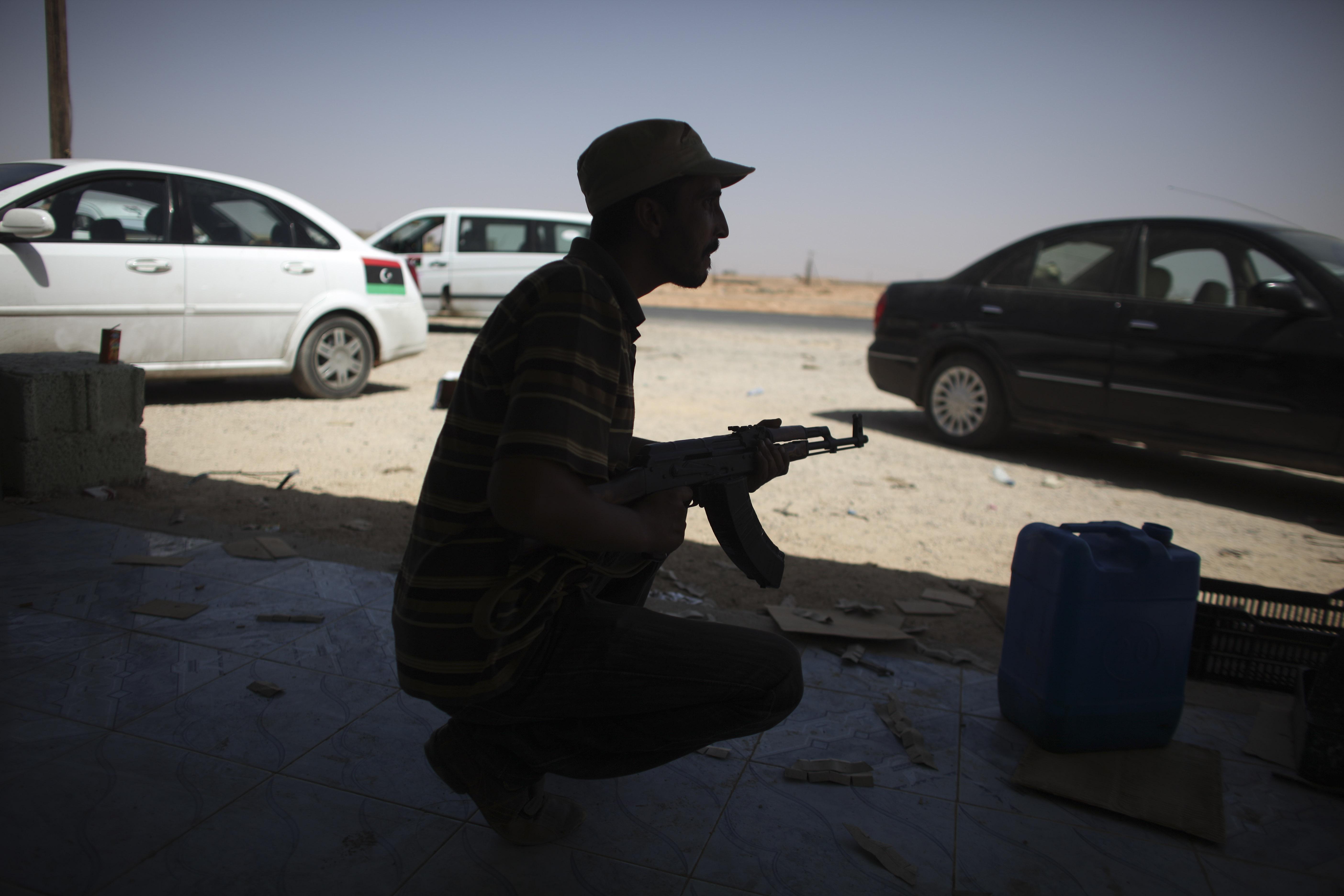 Libya's Arab Spring