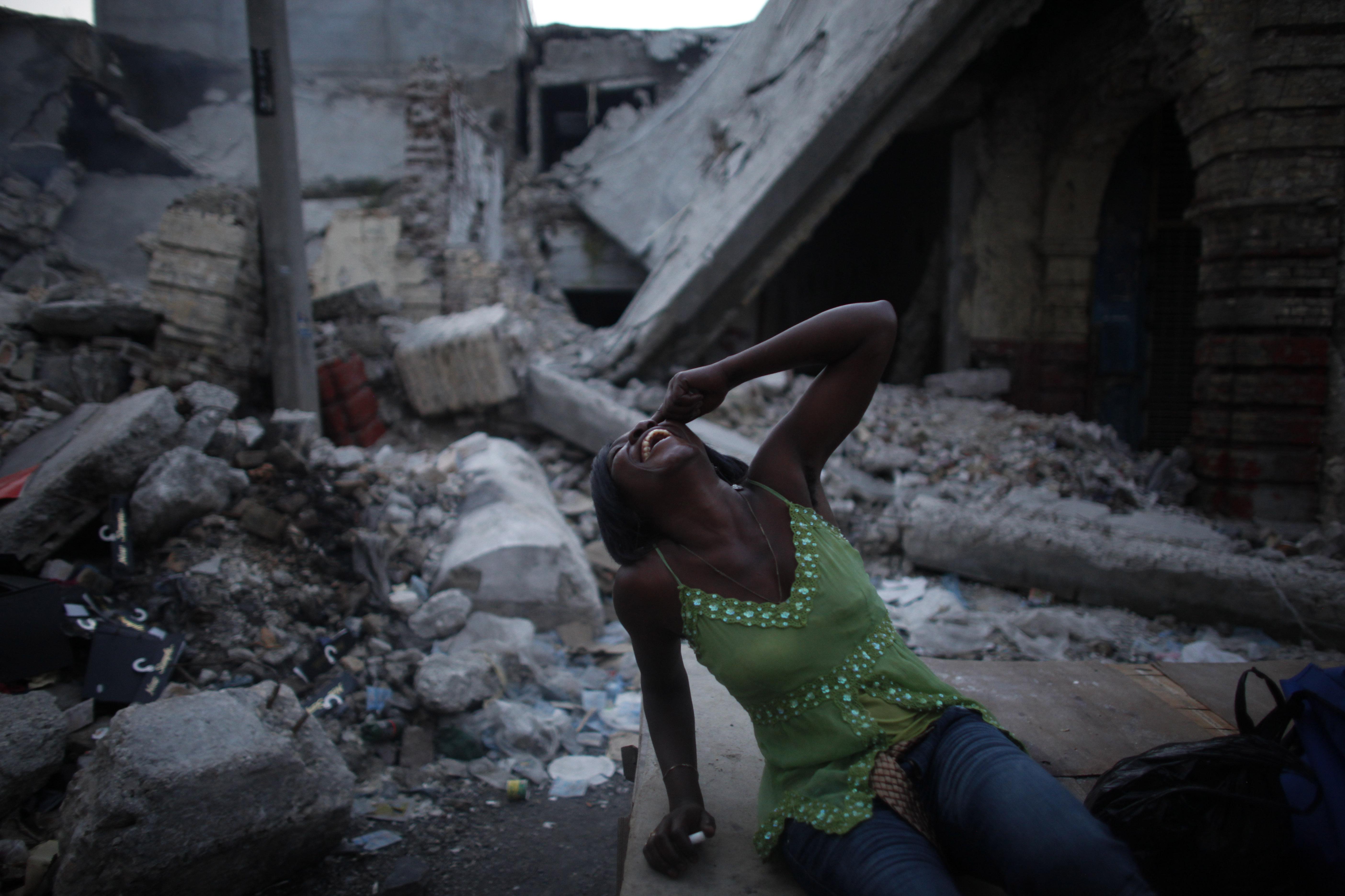 Haiti Sex Workers - series