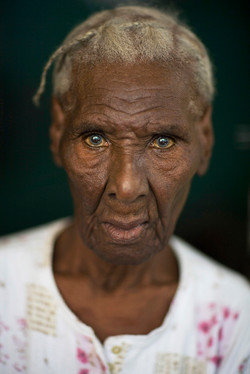 Faces of Haiti - series