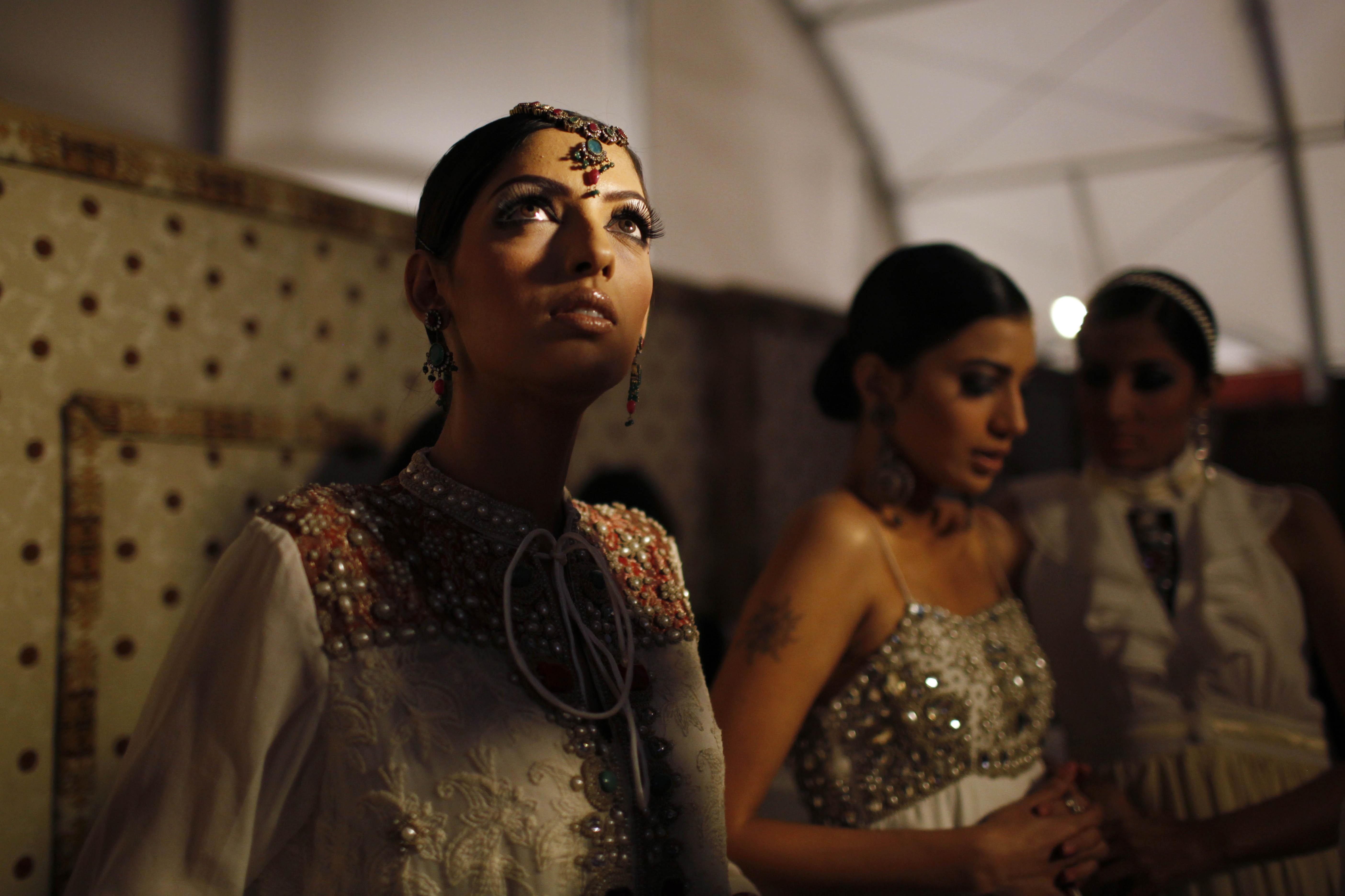 Pakistani Fashion Against Taliban