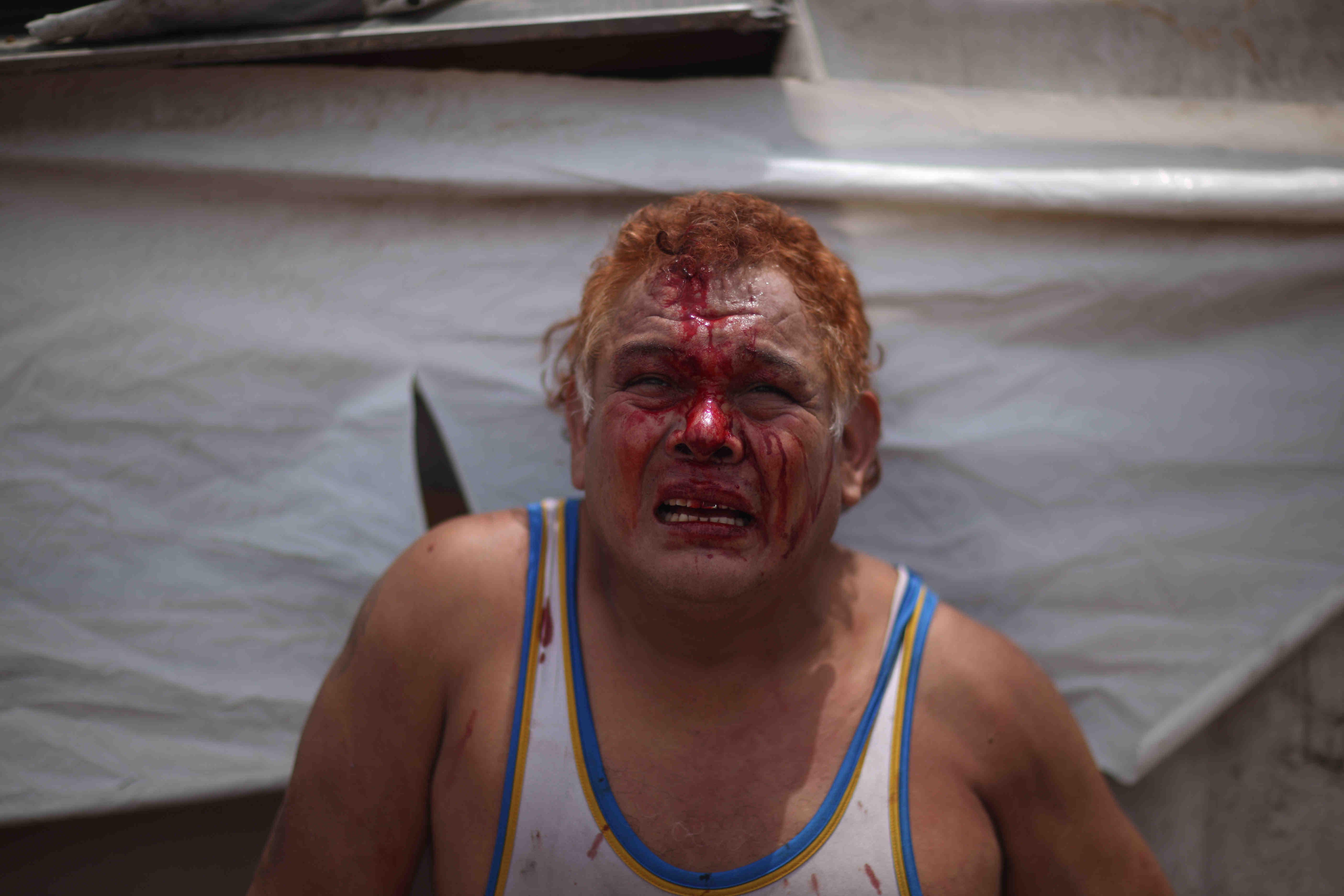 vMexico's Popular Lucha Libre