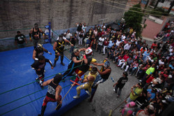 Mexico's Popular Lucha Libre