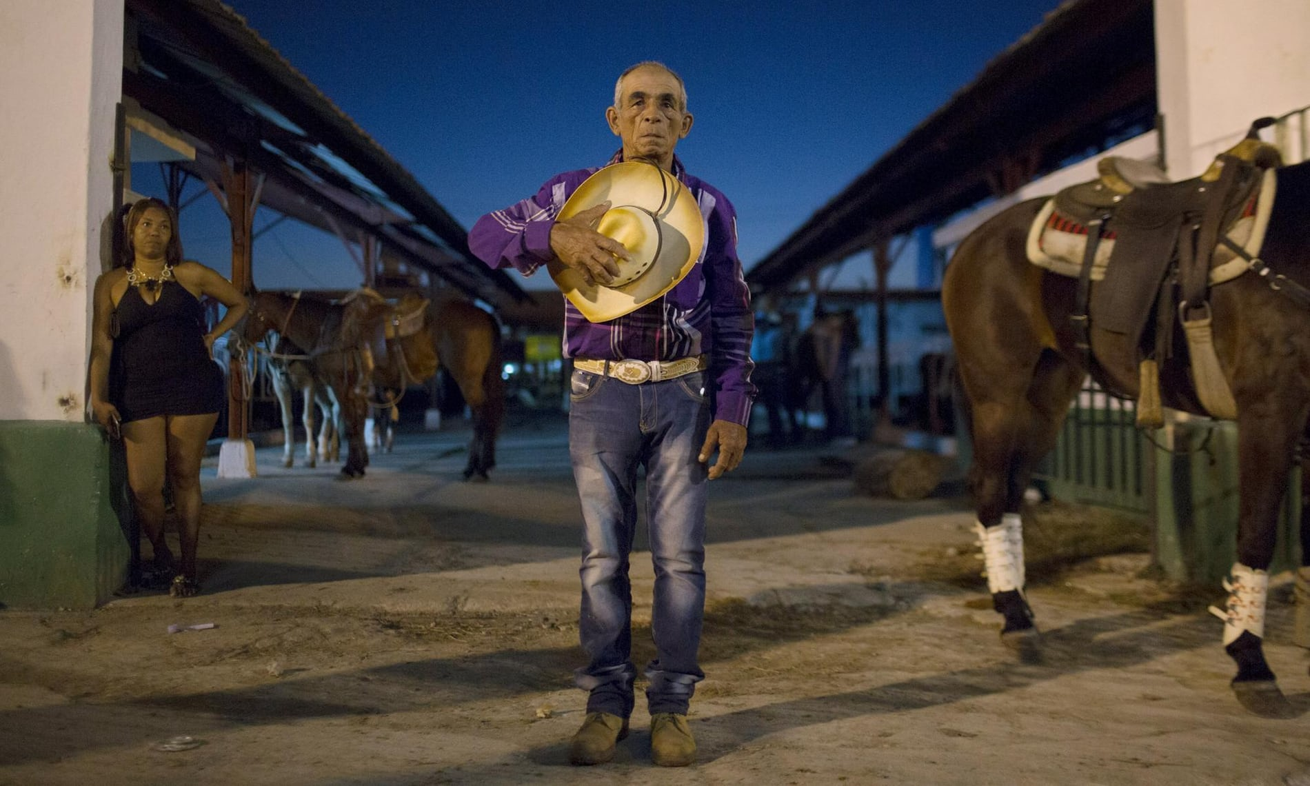 Cuban Cowboys - series