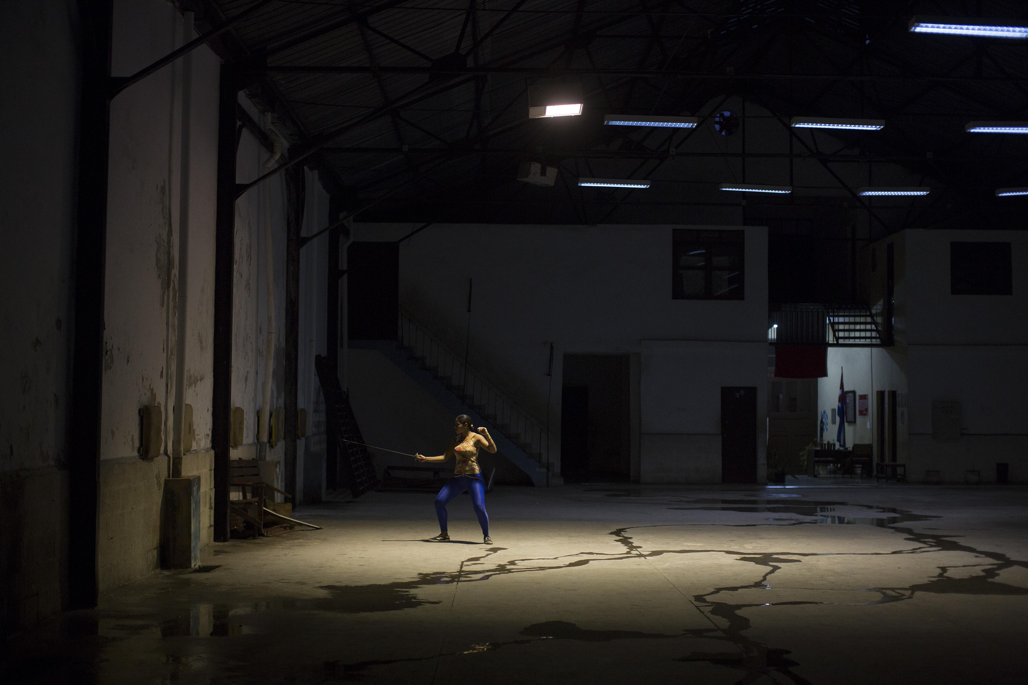 Cuba Fencing School