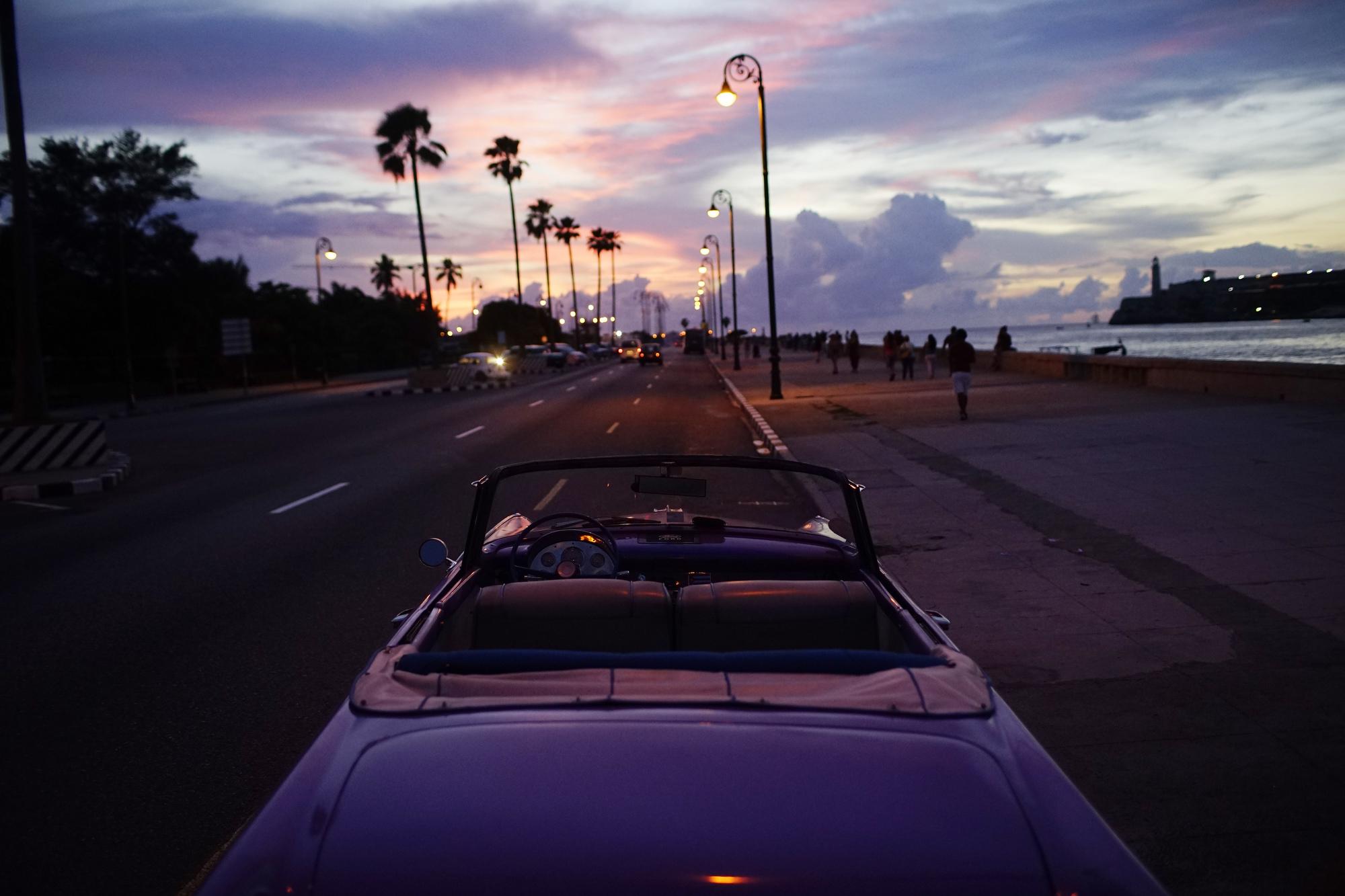Cuba: Idle Time - series