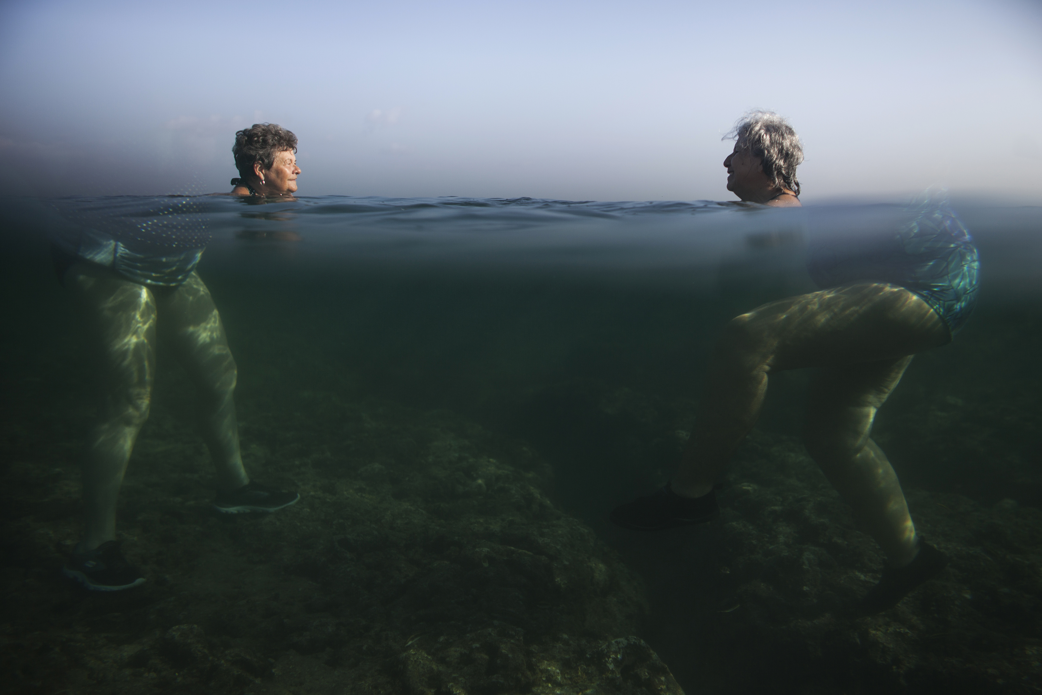 Swimmers - series