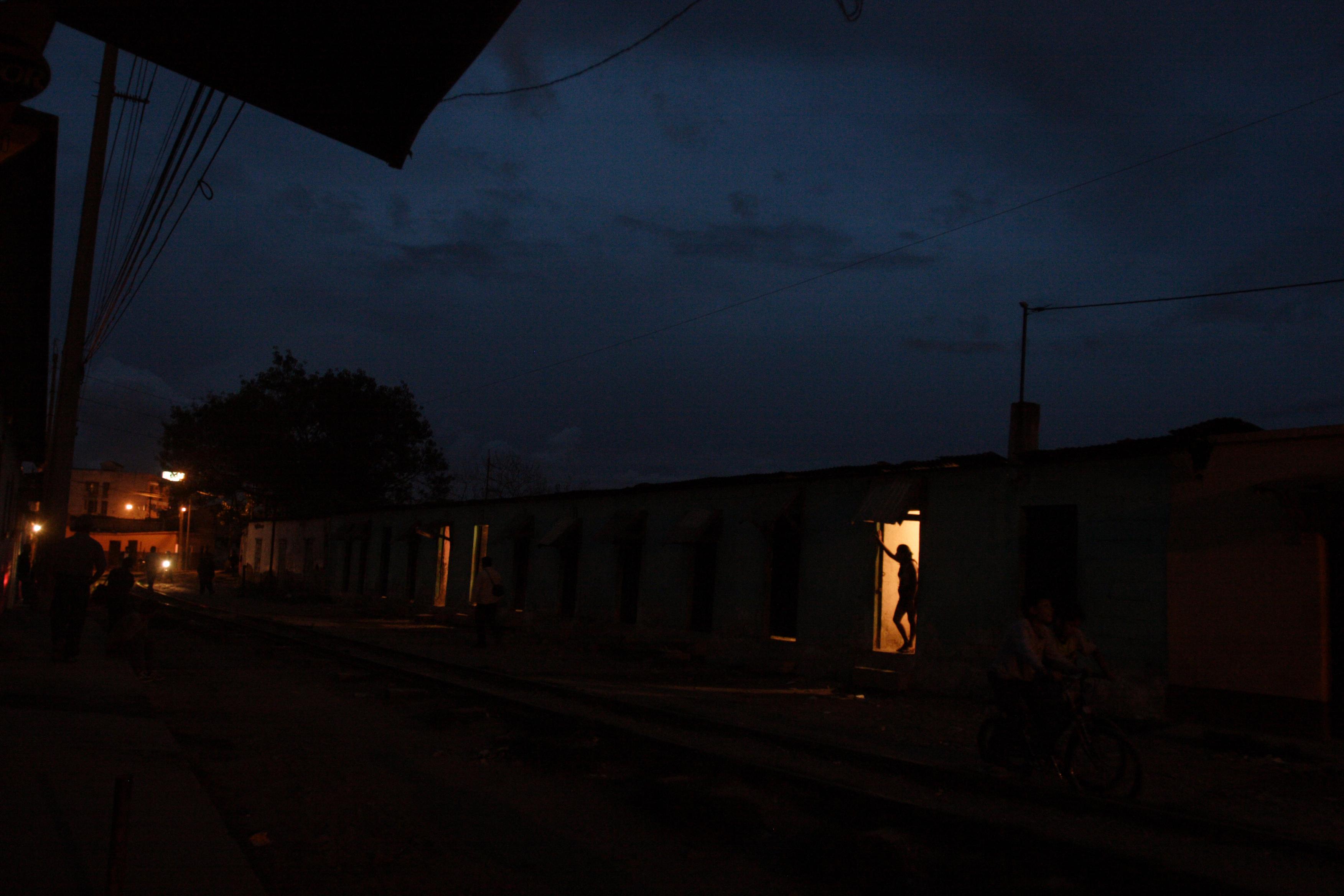 Guatemala, La Linea