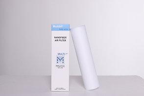 MultiH® - MultiH® 納米纖維室內淨化空氣濾網 – 適合冷氣機使用