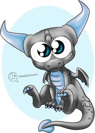 Quartz, le dragon de glace