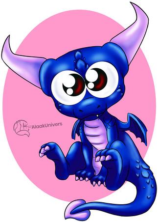 Tanzanite, le dragon nocturne