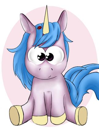 Lyra, la licorne
