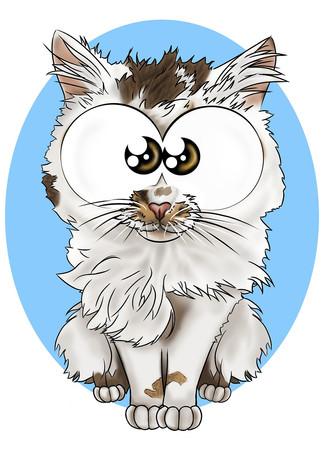Michou, le chat