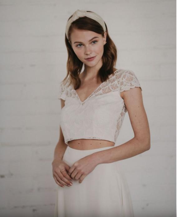 Elisabeth Top & Khalo Skirt