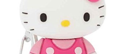 HELLO KITTY USB KEYCHAIN