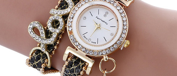 WATCH AND LOVE BRACELET