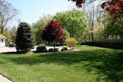 Landscape and lawn care